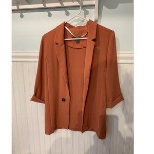 Jackets & Blazers - Pink Blazer